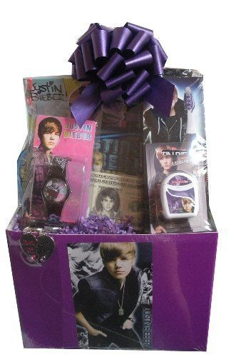 Justin bieber christmas gift ideas