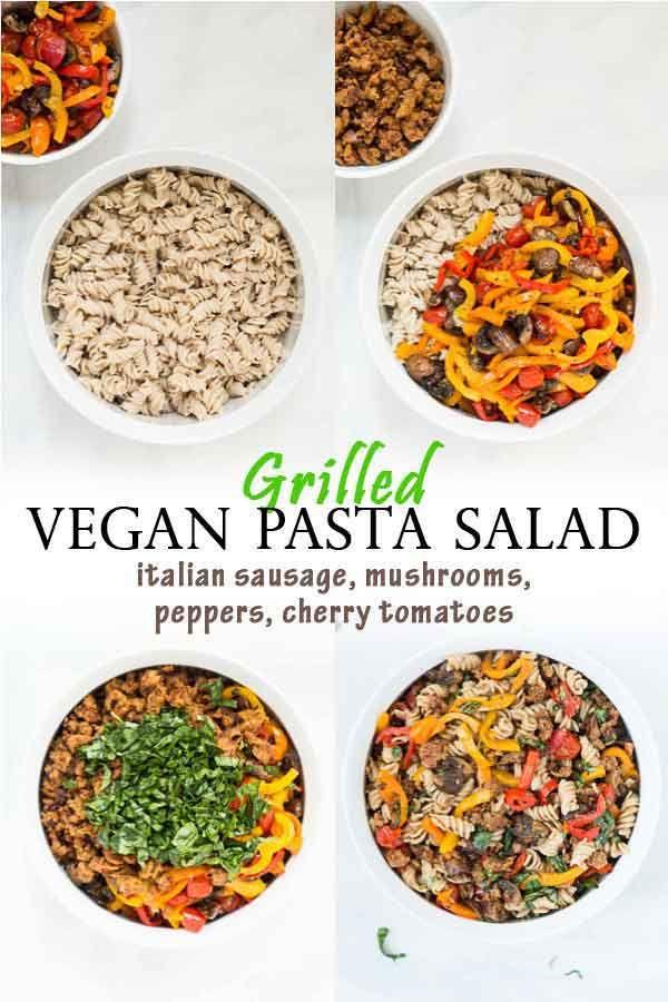 Grilled Vegan Recipes