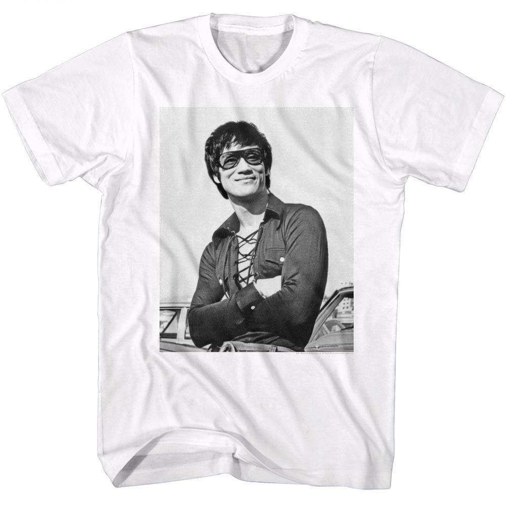 American Classics Bruce Lee Symbols T-Shirt Black