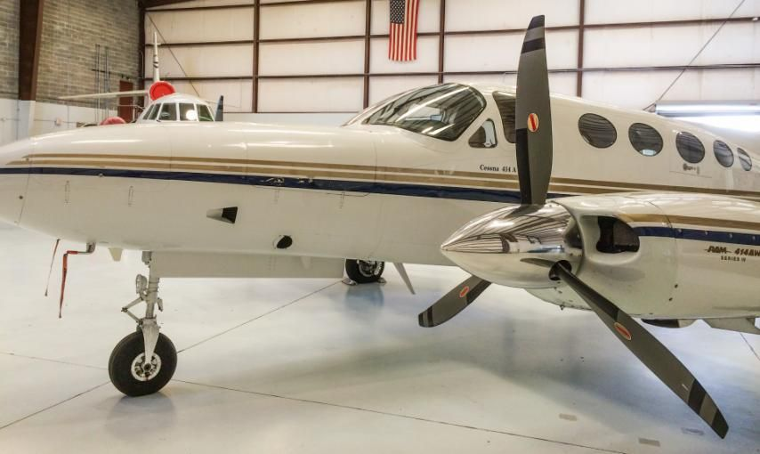 1980 Cessna 414 RAM IV for sale in (5T6) El Paso, TX USA