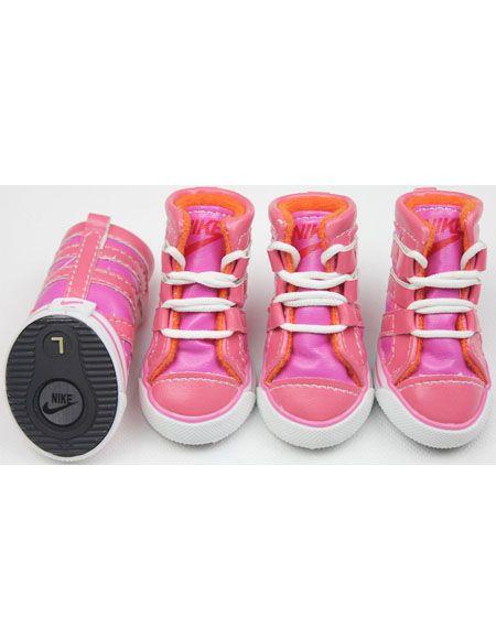 2d2f5a4b0e49a Nike dog shoes, pet shoes, dog products | zapatitos para perros ...