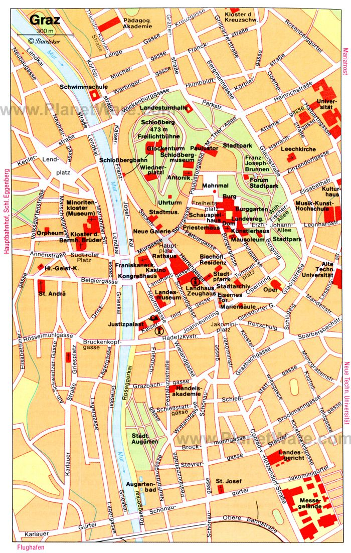 map of Graz Austria My hometownmy country Pinterest