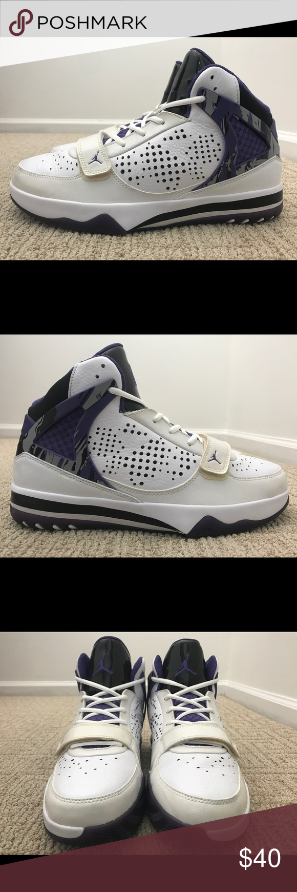 finest selection ddd9c d09b3 Nike air Jordan Phase 23 hoops sz 12 Shoes are used in real good condition,  users look great with normal signs of wear, bottoms don t have any wear.