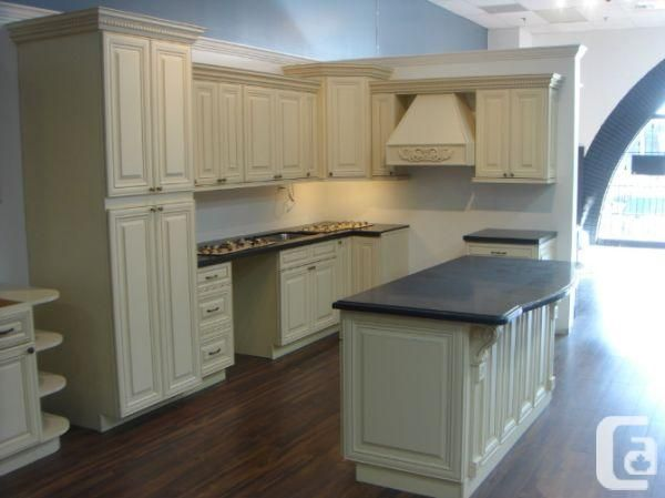 Used Kitchen Cabinets for Sale | Kitchen Cabinets Showroom For Sale ...