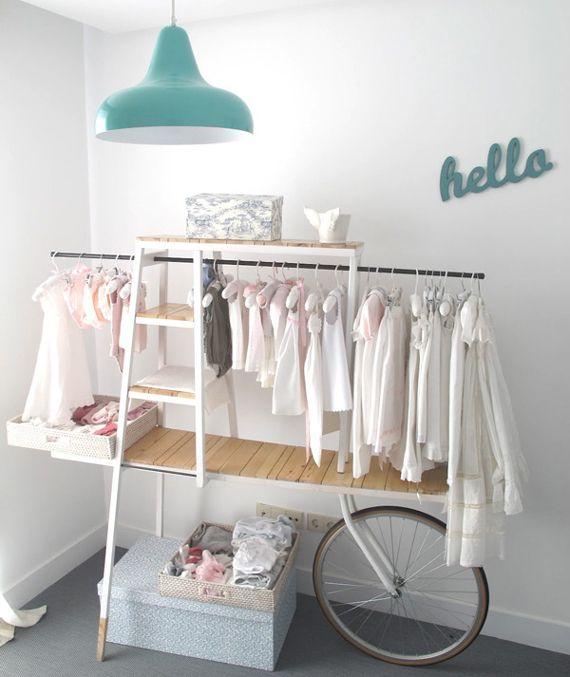 Design Dilemma: No Closet, No Problem | TyPennington.com