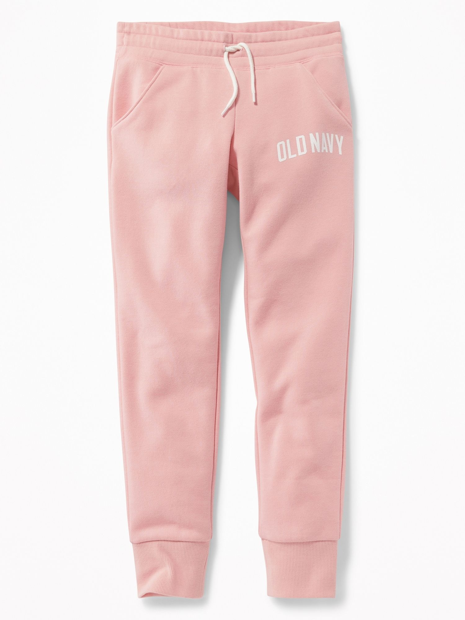 Relaxed LogoGraphic Joggers for Girls Girls joggers