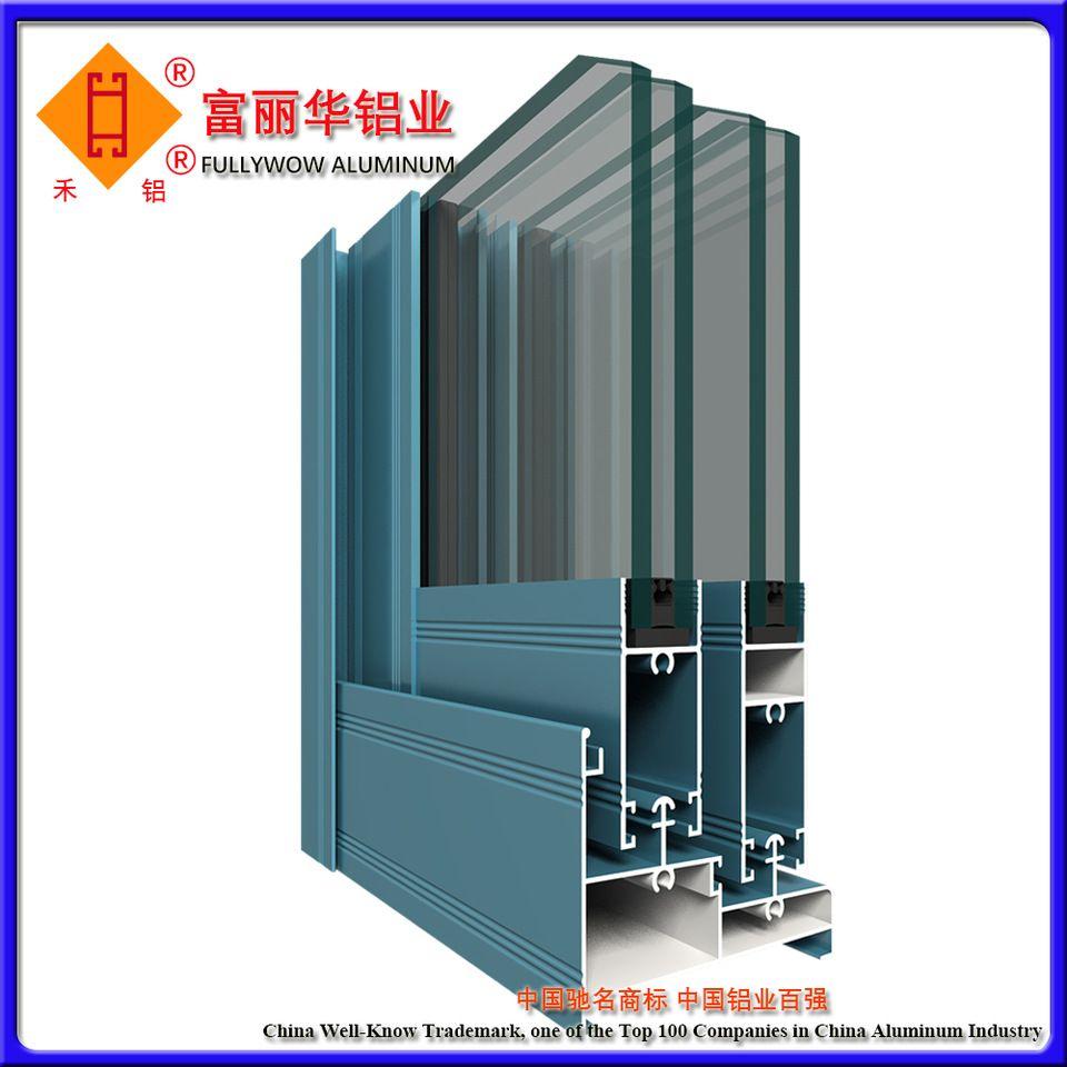Best Service Aluminum Sliding Window Low Price For