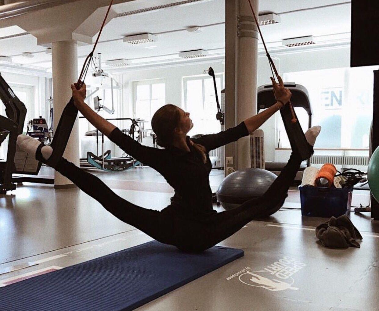 Pin by Emily Shuler on Dance Gymnastics training