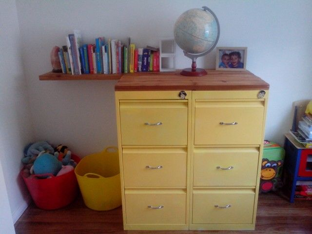 Fantastic Diy Filing Cabinet Redo Has Been Turned Into Chest Of Beutiful Home Inspiration Aditmahrainfo