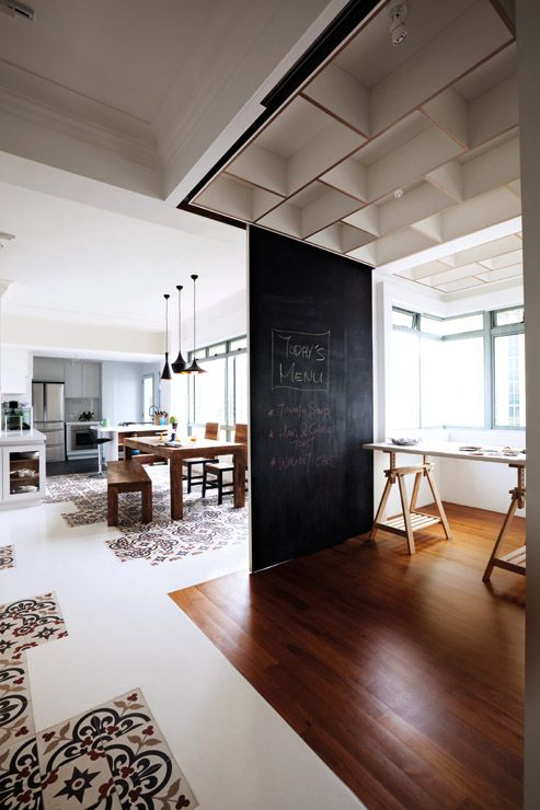 Cool Hdb Interior Design: Yes, You Have Space For Your Hobbies In Your HDB Flat