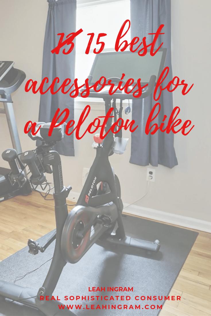 16 Best Peloton Accessories You Must Buy Peloton Bike Peloton