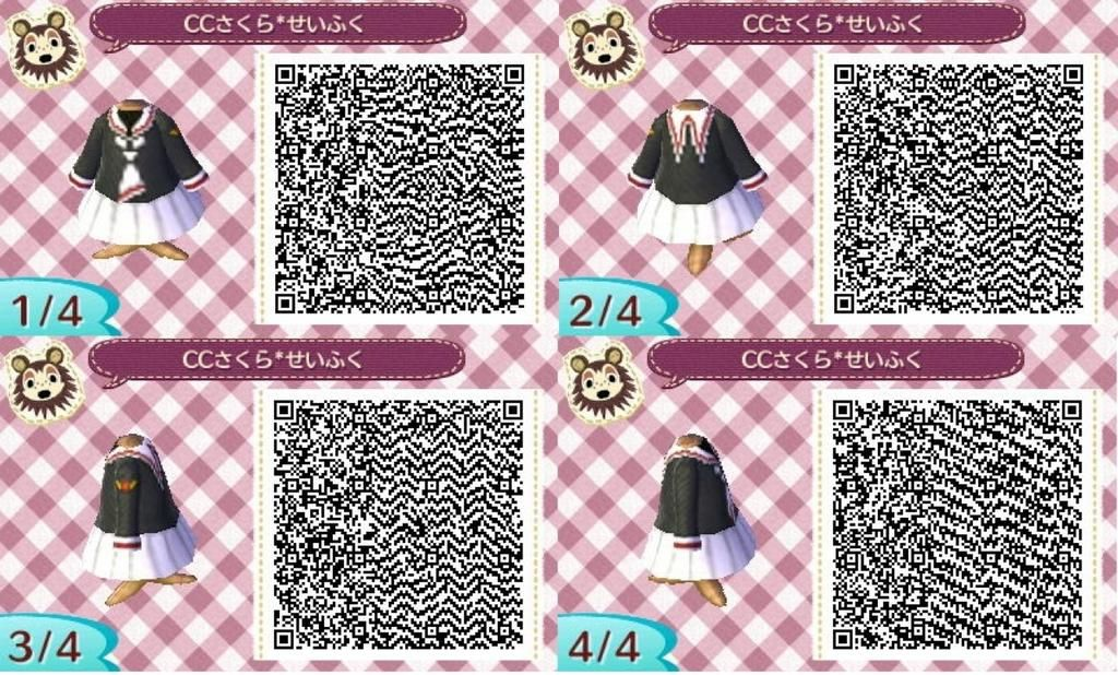 みーたそ On Animal Crossing New Leaf Qr Codes From Heraldkiara