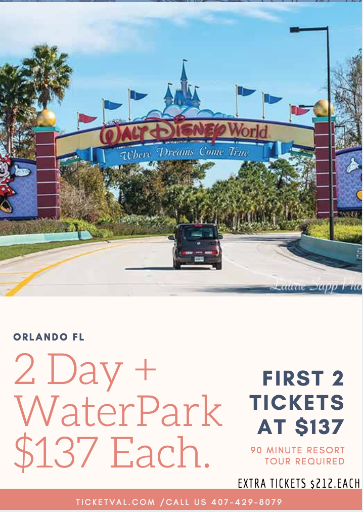 Get 2 Day Waterpark For Only 137 Each Ticket First 2 Tickets Only Call Or Text 4074298079 Water Park Theme Park Orlando Cheap