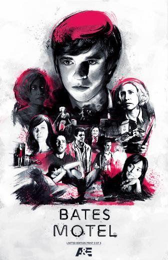 Bates Motel Bates Motel Bates Motel Tv Show Freddie Highmore Bates Motel