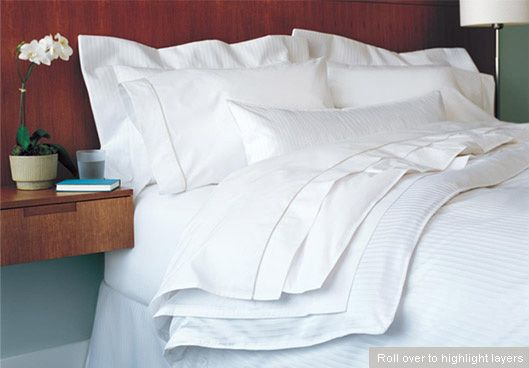 The Famous Heavenly Bed From Bottom To Top 13 Mattress With