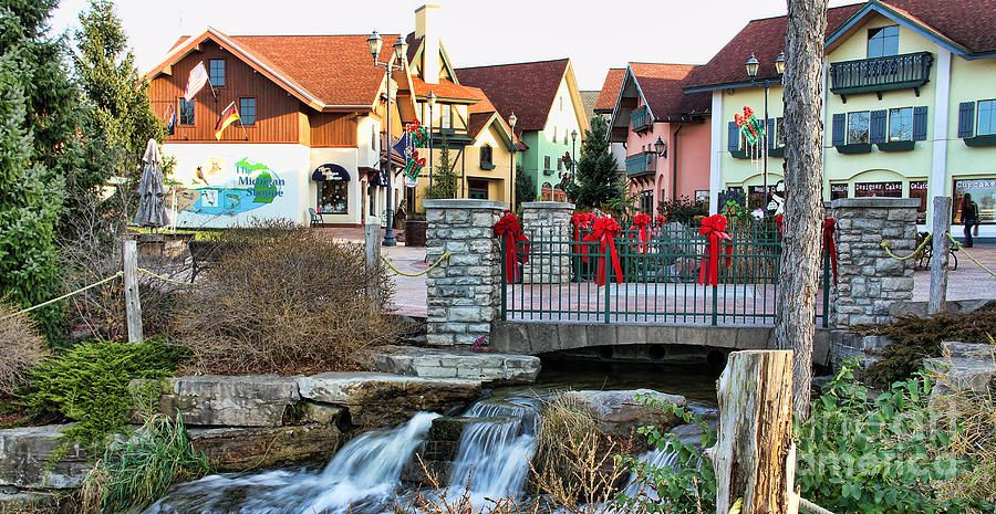 S At Frankenmuth Mi Photograph