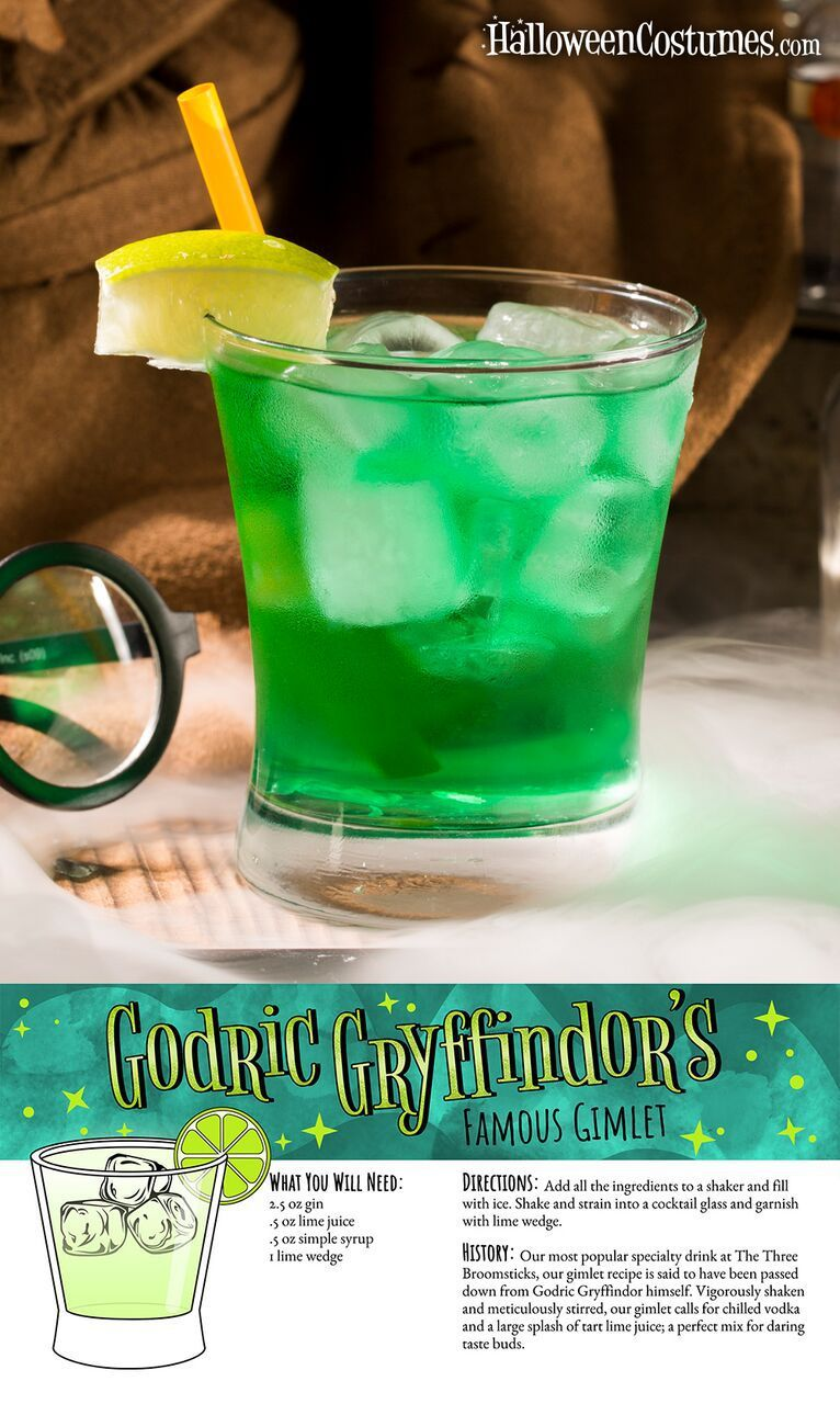 Photo of These Harry Potter cocktail recipes are so much better than Butterbeer