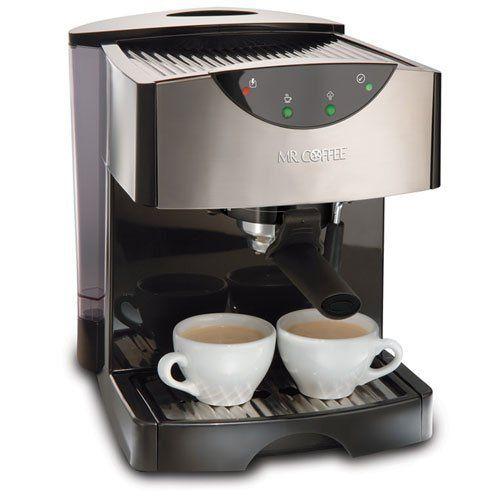 Mr. Coffee ECMP50 Cappuccino And Espresso Maker