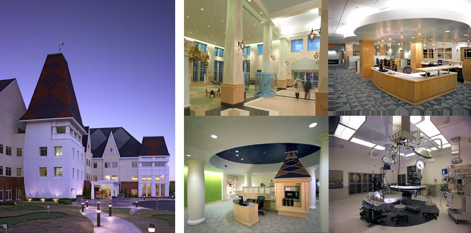 Westchester Medical Center: Maria Fareri Children's Hospital
