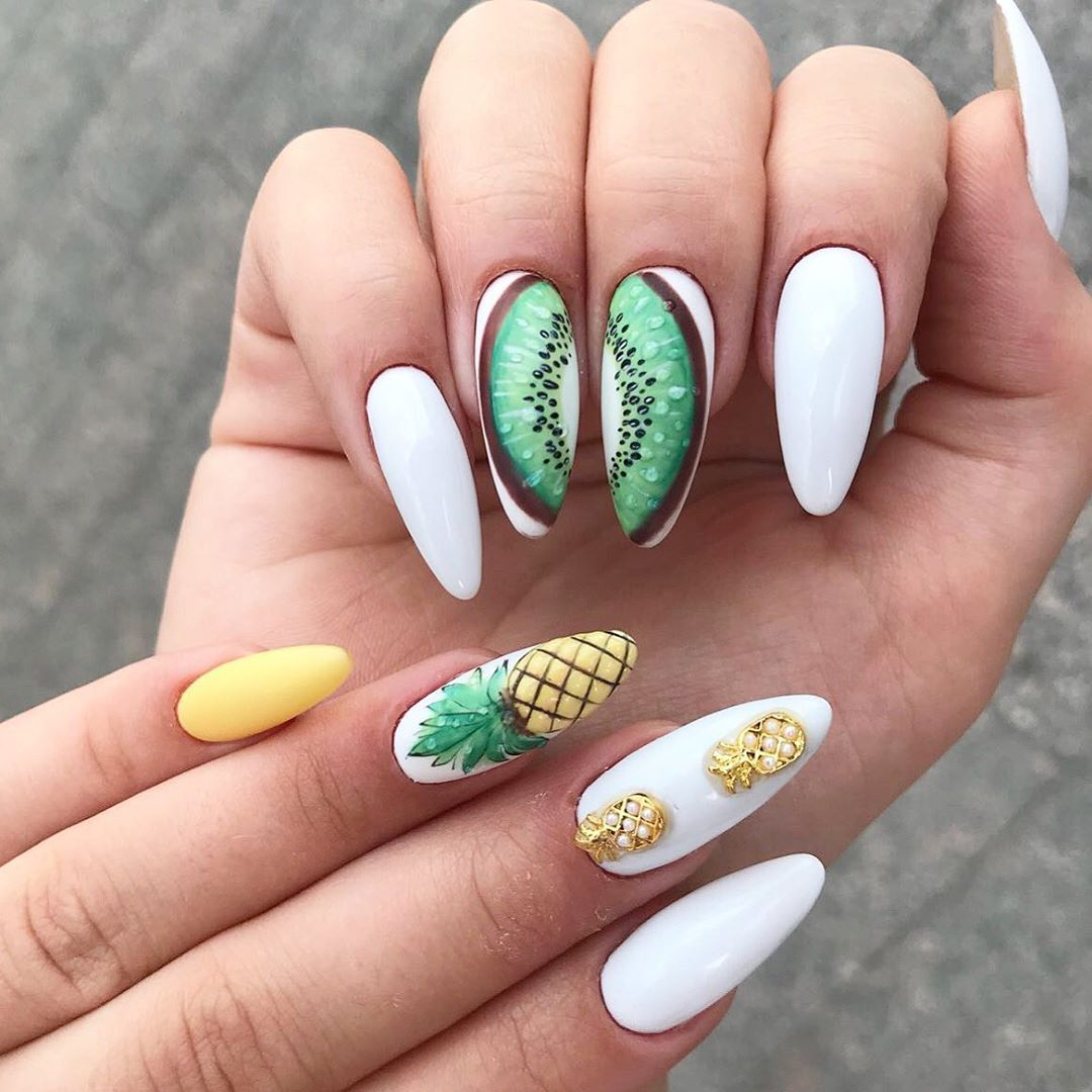 Nail Pattern Designs Top Nail Art Designs How To Nail Art Latest Nail Polish Design Simple Nail D Simple Wedding Nails French Manicure Designs Pedicure Designs