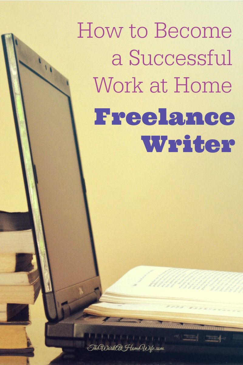 how to become a successful work at home lance writer around lance writing is perhaps the most popular work at home option thankfully it also