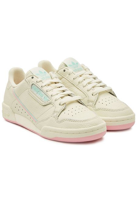 Adidas Originals - Continental 80 Leather Sneakers - beige ...
