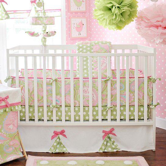 50 Perfectly Pink Nurseries