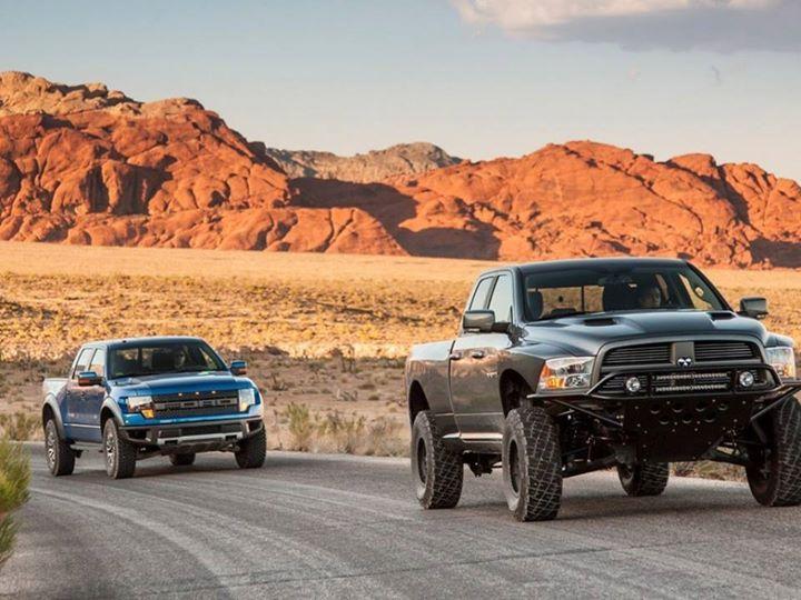 Con cual te quedas? A- Dodge B- Ford | InstaCarros ...