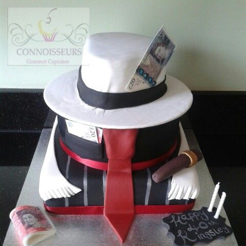 Harlem Night Themed 3 Tier Cake With Images Harlem Nights