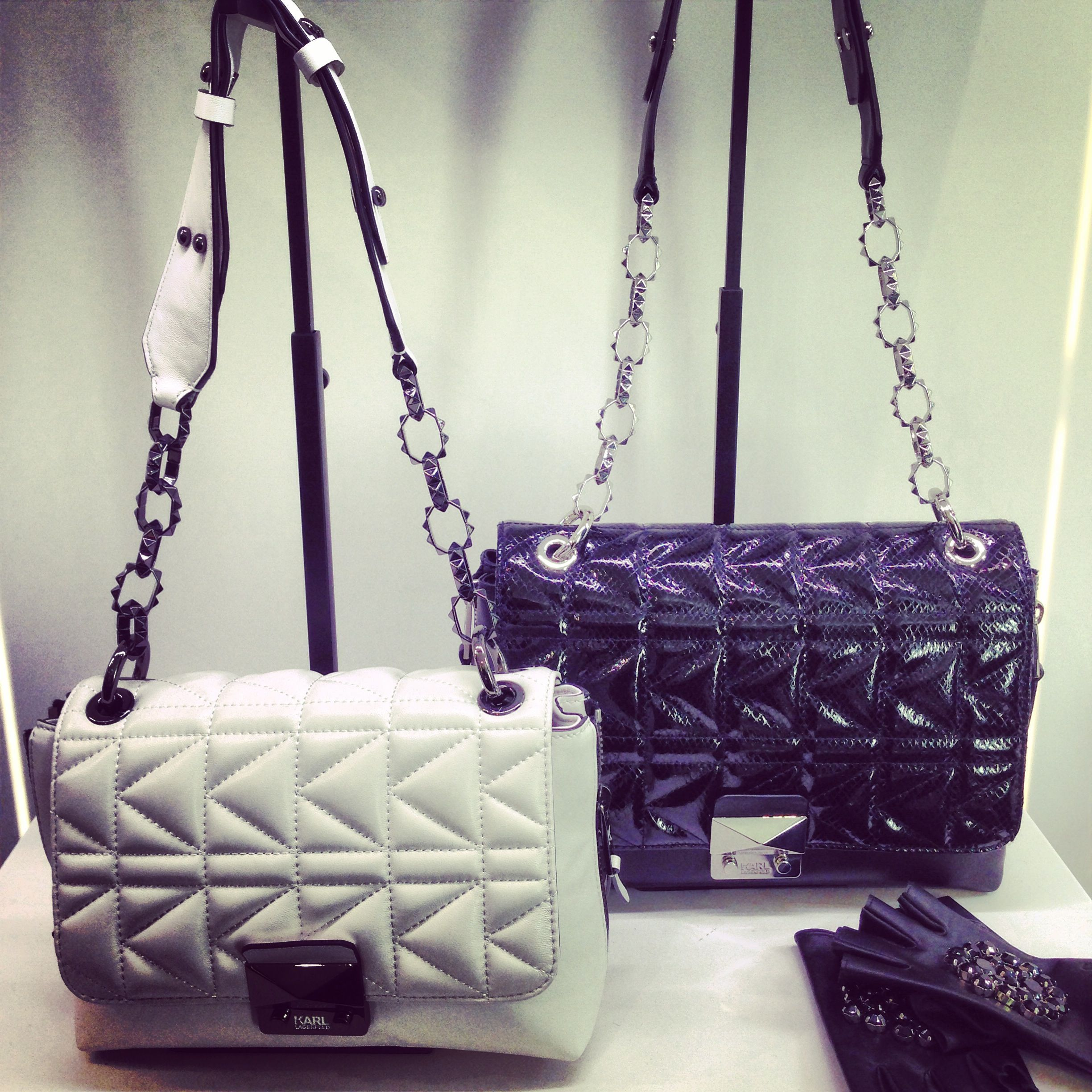 Leather quilted handbags and purses - 10 Things You Didn T Know About Karl Lagerfeld Quilted Bagcolor