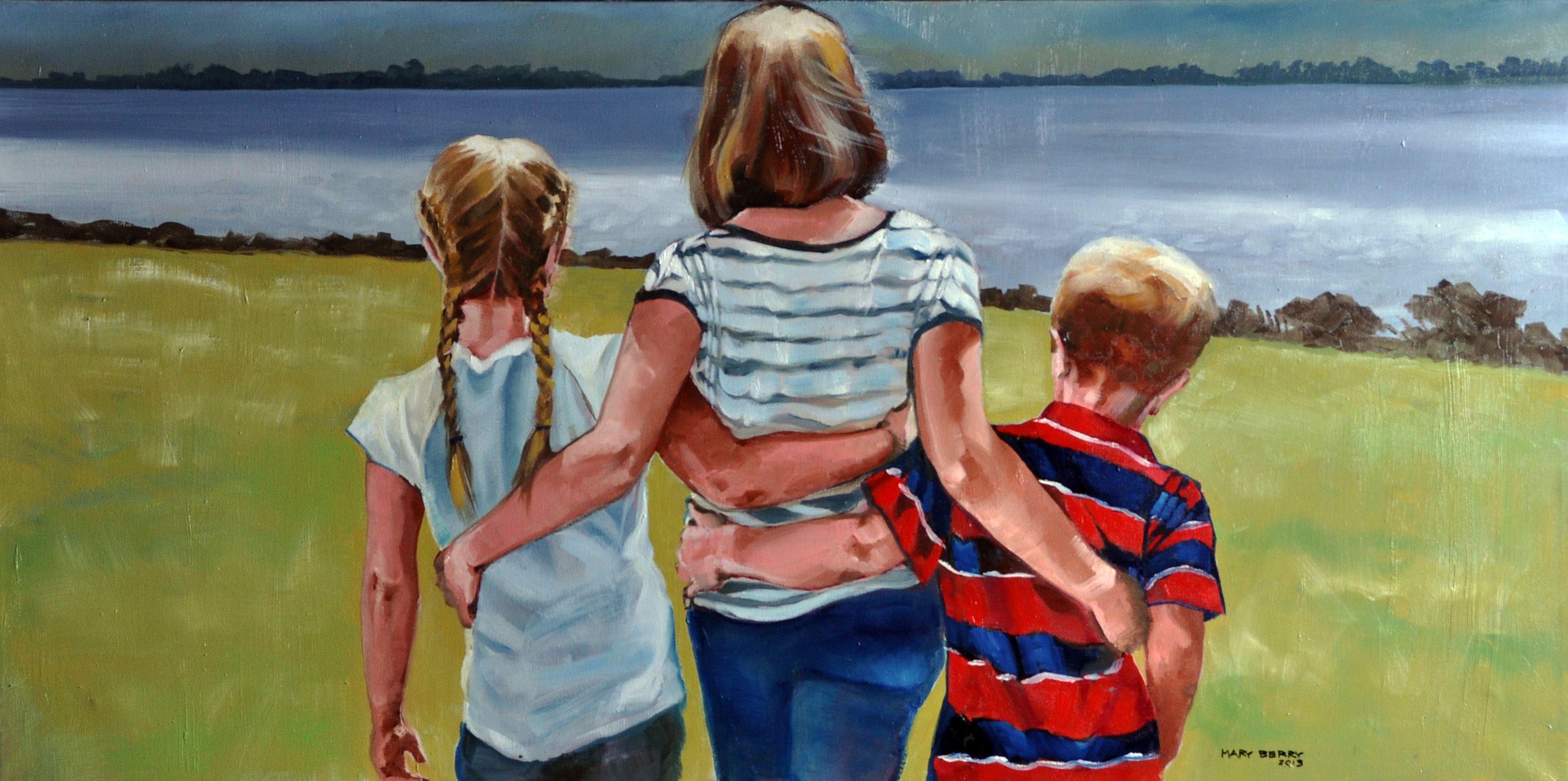 My Grand Kids The Wonderful My Arts Grandchildren My Passion
