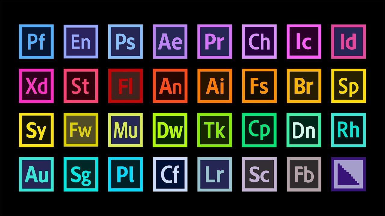 All 50+ Adobe apps explained in 10 minutes in 2020 (With