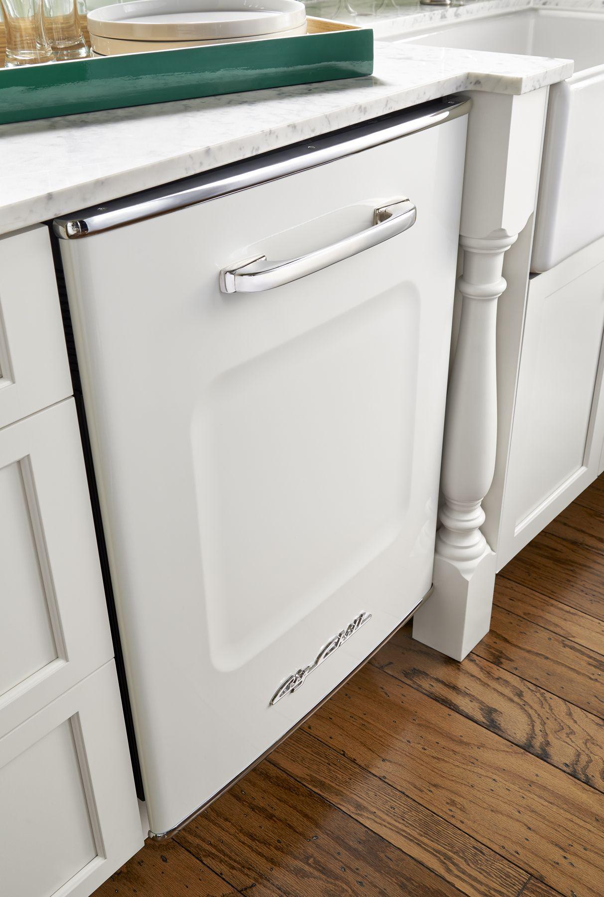 Retro Dishwasher Panel Retro Appliances Kitchen Design Decor
