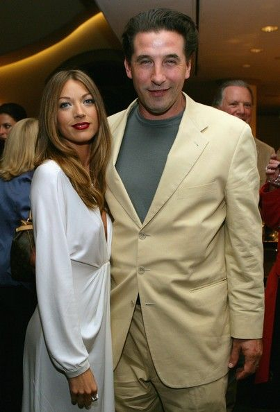 Natalie Zea Photos - (L-R) Actors Natalie Zea and William Baldwin attend  the after party for the premiere of