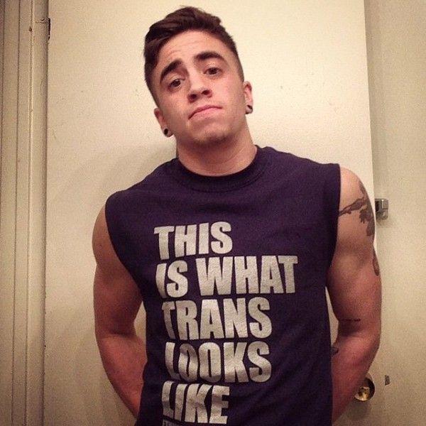 Best FTM Transgender images in