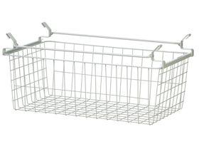 Superb D Sliding Basket For Wire Shelving
