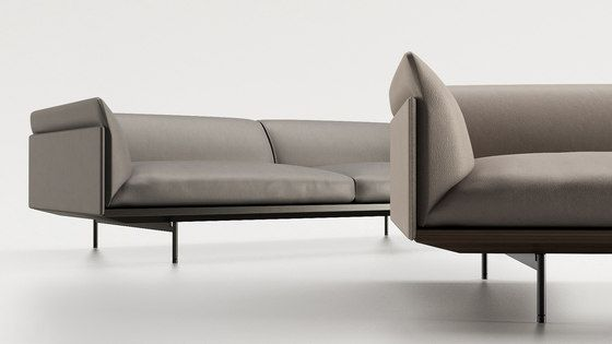 sofas   sitzmöbel   corio   enne   christophe pillet. check it out, Möbel