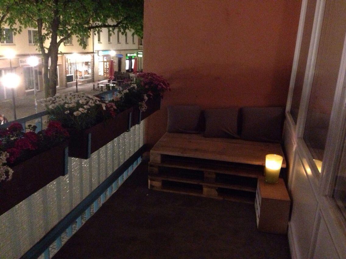 Badezimmer dekor mit einweckgläsern balkonsofa  wohnideen  pinterest  wohnen und wohnideen
