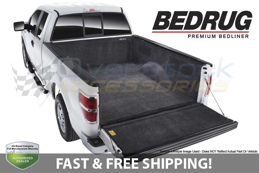 Bedrug 6 4 Bed Carpet Liner Mat Brt02sbk 2002 2017 Ram 1500 03 17