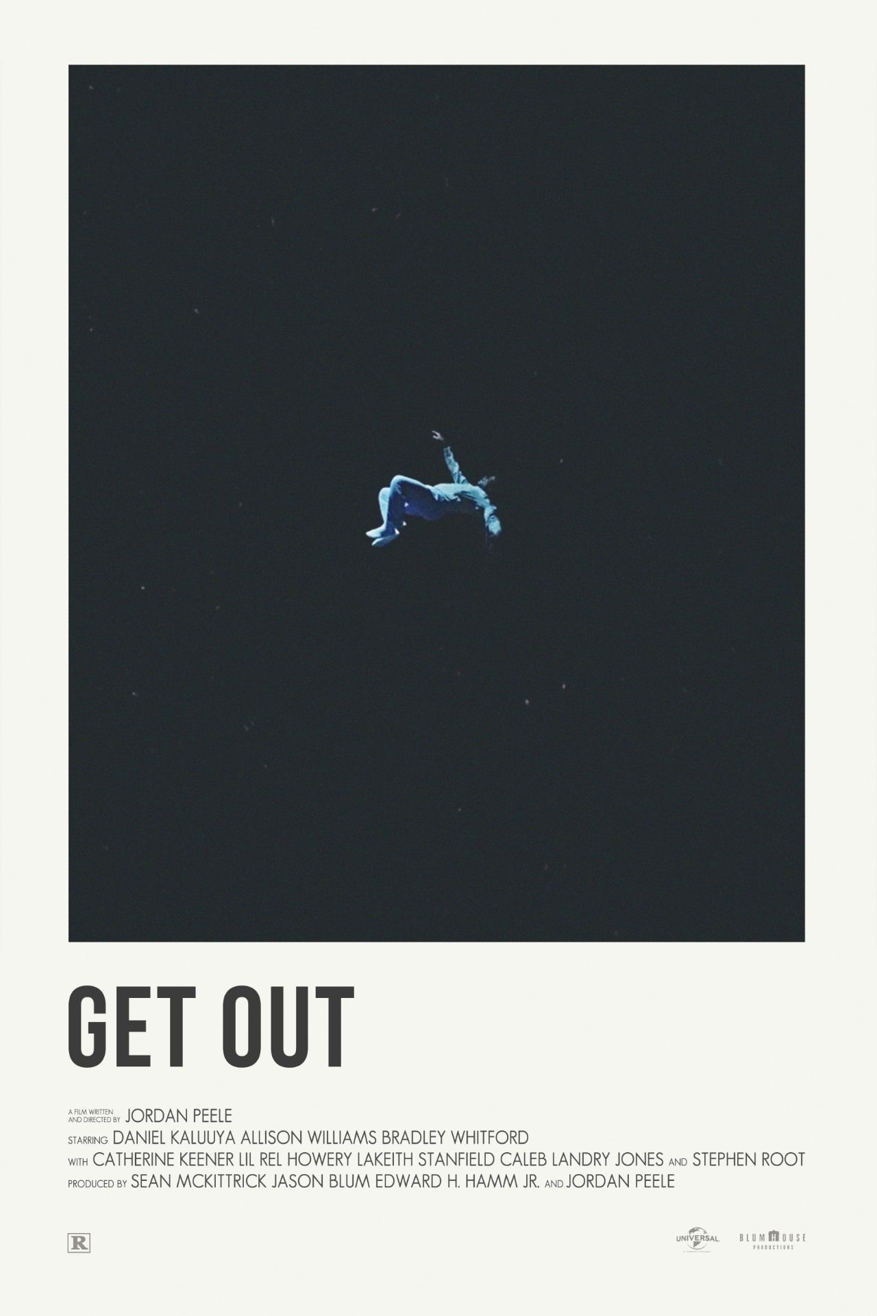 "New Hindi Movei 2018 2019 Bolliwood: Theandrewkwan: ""Get Out Alternative Movie Poster Print"