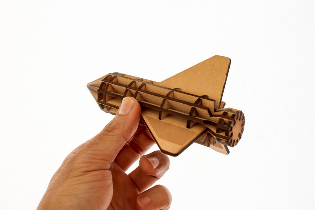MDF rocket of Chikyu Nasa Randoseru LOGO #design # ...