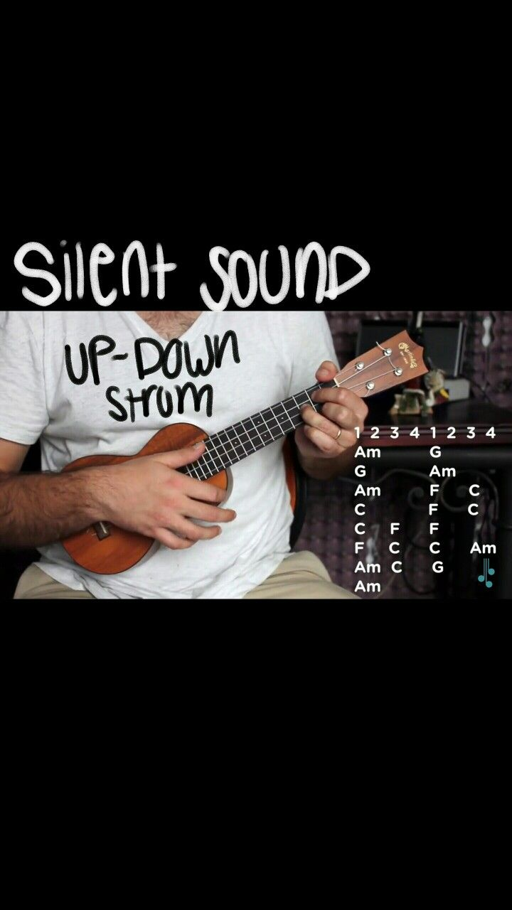 Silent Sound Hello Darkness My Old Friend Ukulele Songs