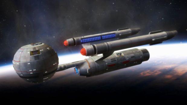 DeviantArt: More Like Star Trek TOS Starfleet Command Seals by ...