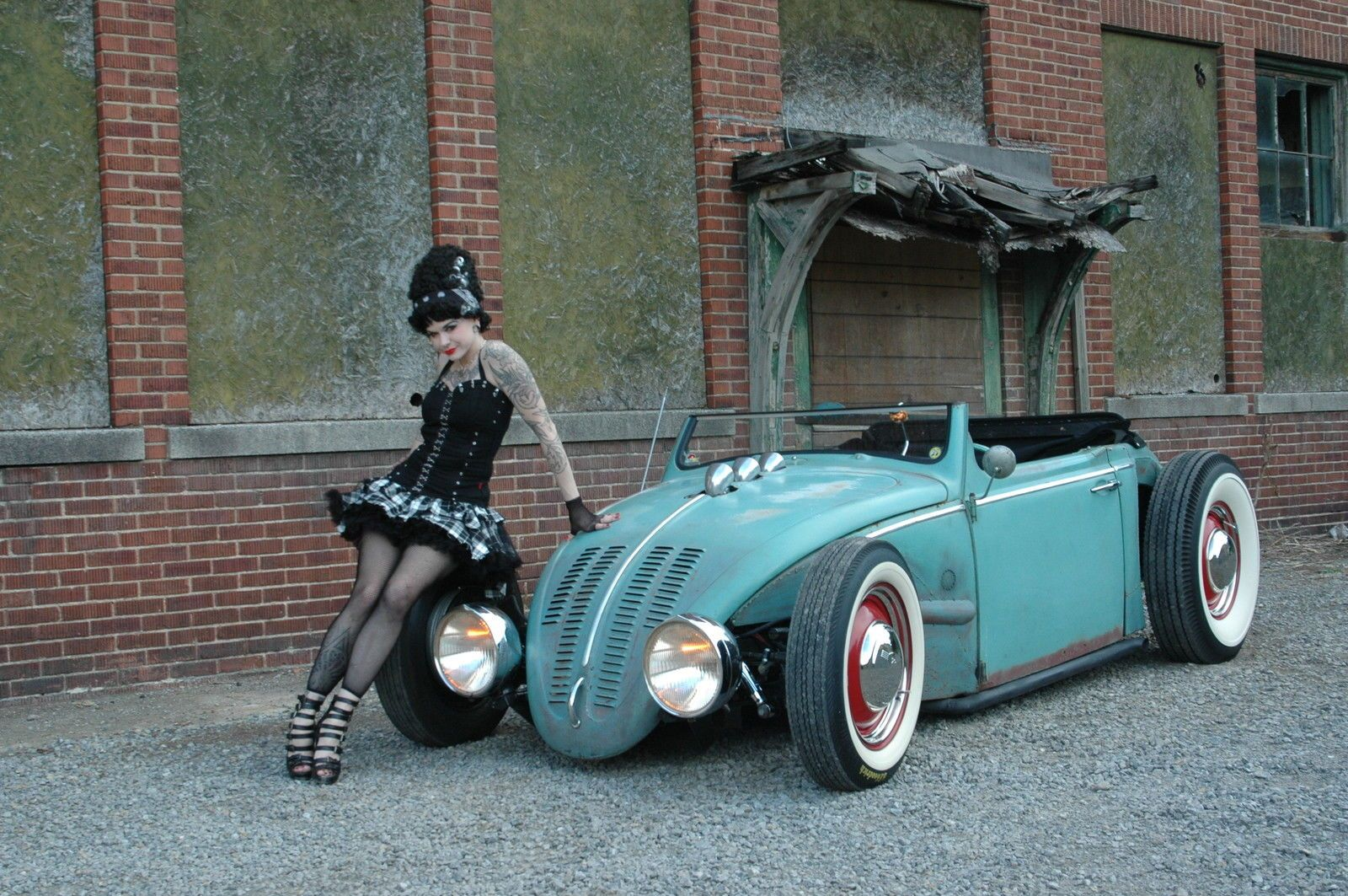Special cars volkswagen beetle bug v8 - Vw Beetle Rat Rod Google Search