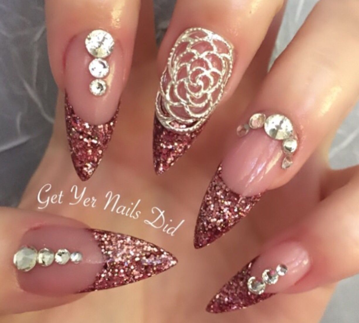 Pin by ✨Empress Esh✨ on ~PRETTY FINGERS & PRETTY TOES~   Pinterest ...
