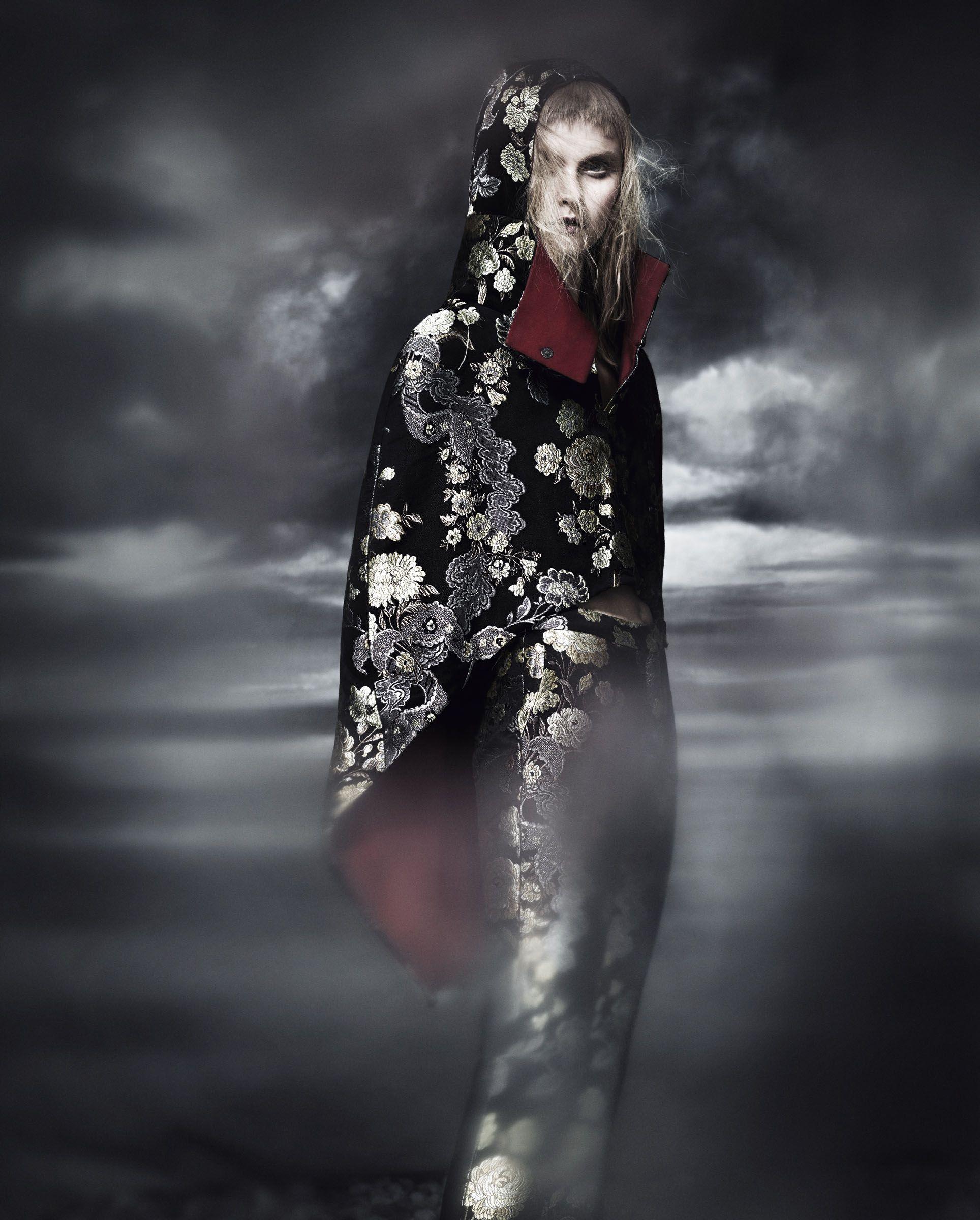 Haute Culture   Kamila Filipcikova   Damian Foxe #photography   How To Spend It December 2012