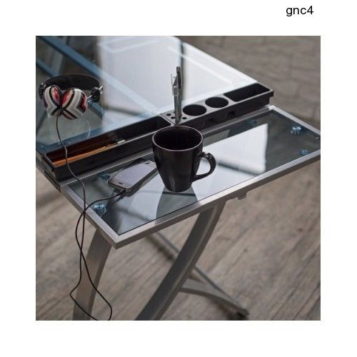 Drafting Table Glass Modern Drawing Crafting Desk Office Architecture Table Gift Glass Table Drafting Table Modern Drawing