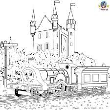 Thomas And Friends Coloring Pages Emily Google Search Train Coloring Pages Thomas The Train Coloring Pages