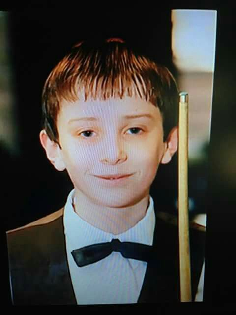The Jester A Very Young Mark Selby