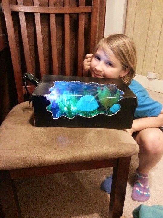 Jellyfish Dioramas Cupcake Liner For Jellyfish School